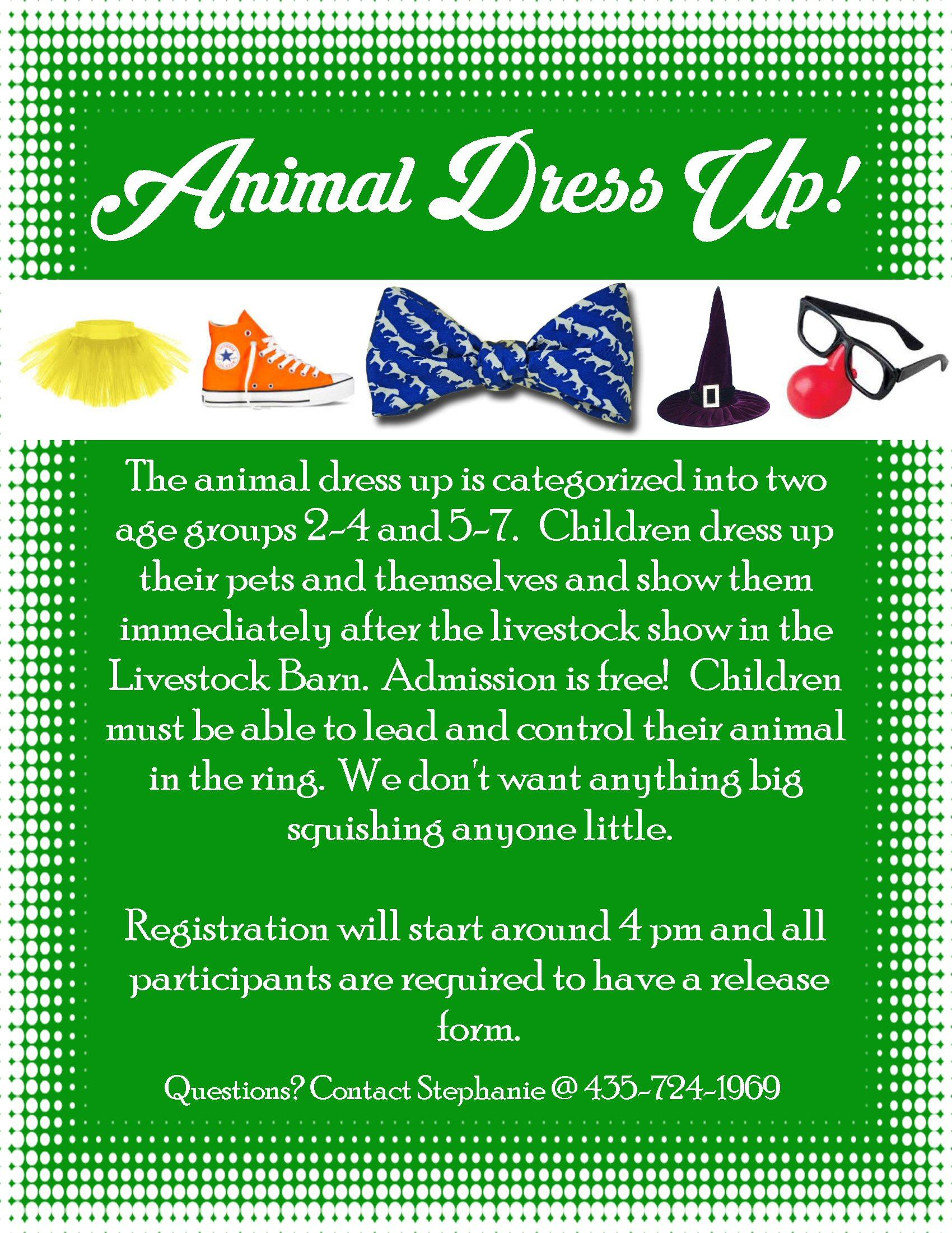 Animal Dress Up