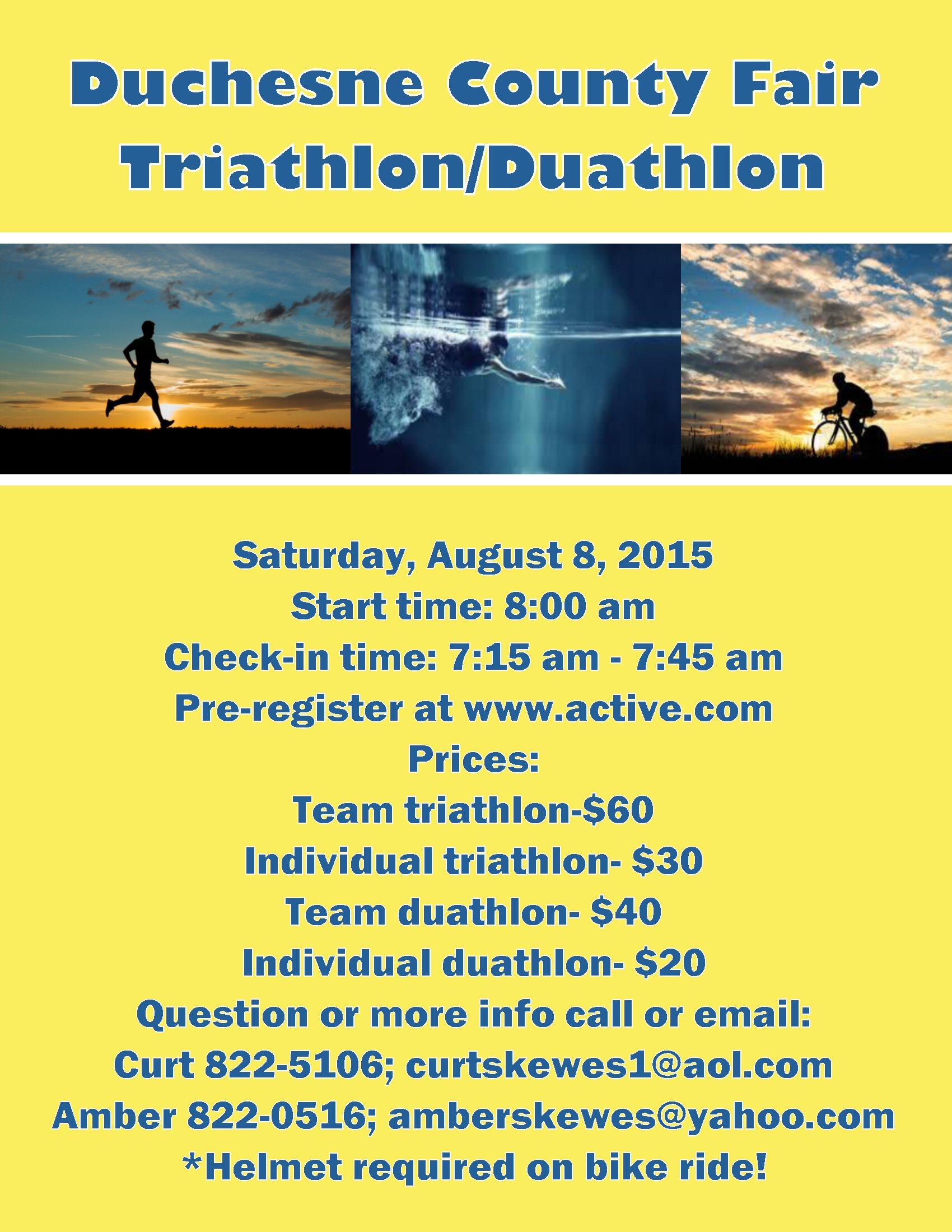 TriathlonDuathlon