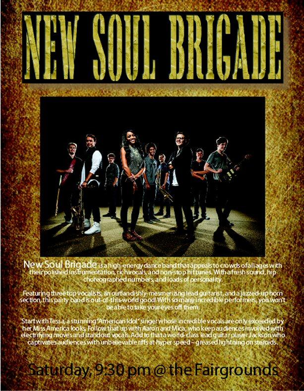 New Soul Brigade