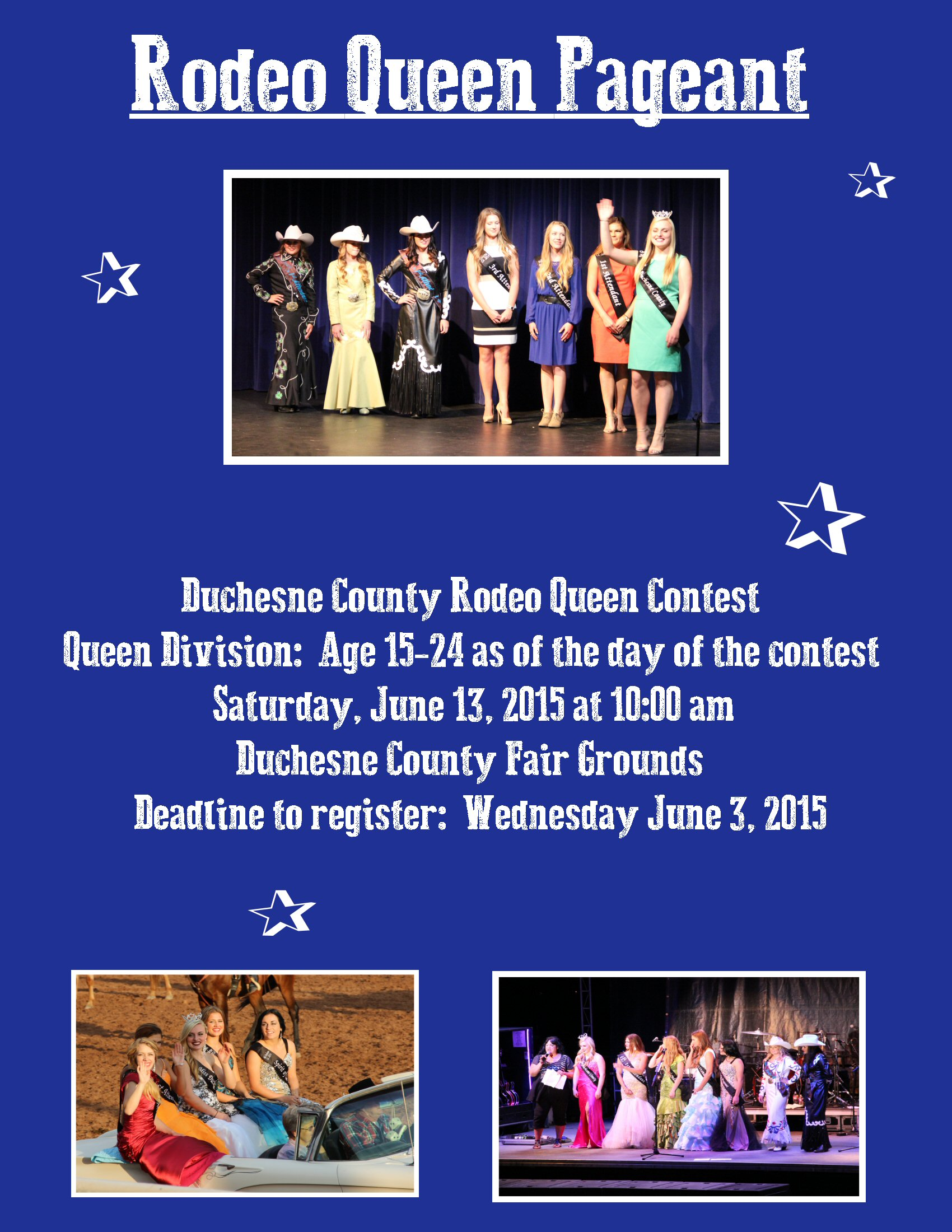 Rodeo Queen Pageant