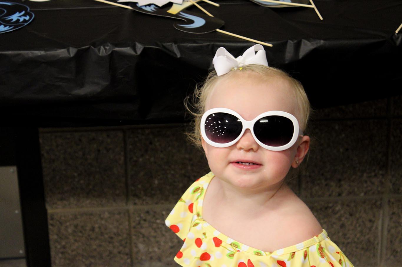 Baby at Duchesne County Fair