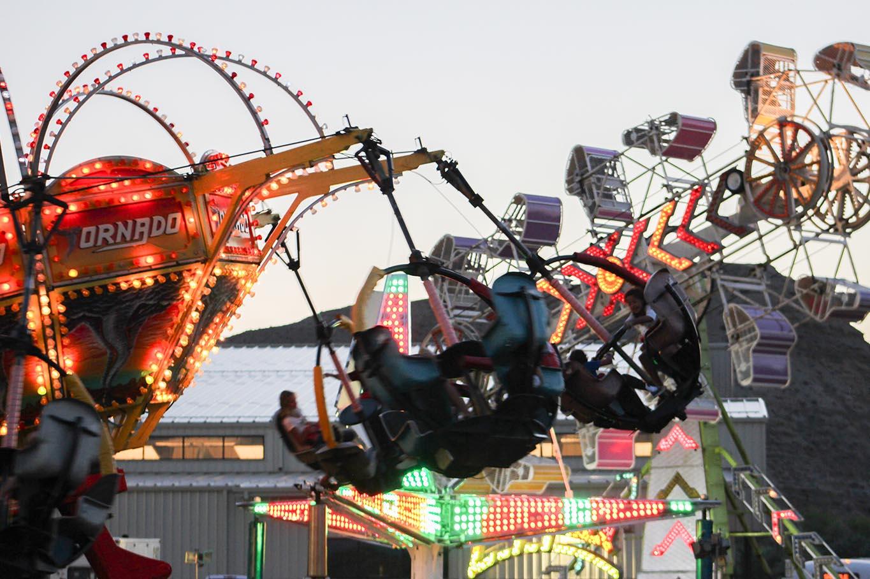 Duchesne Country Fair Rides