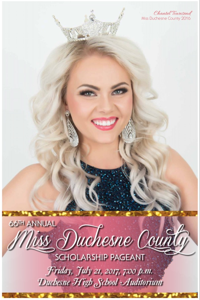 Miss Duchesne County 2016