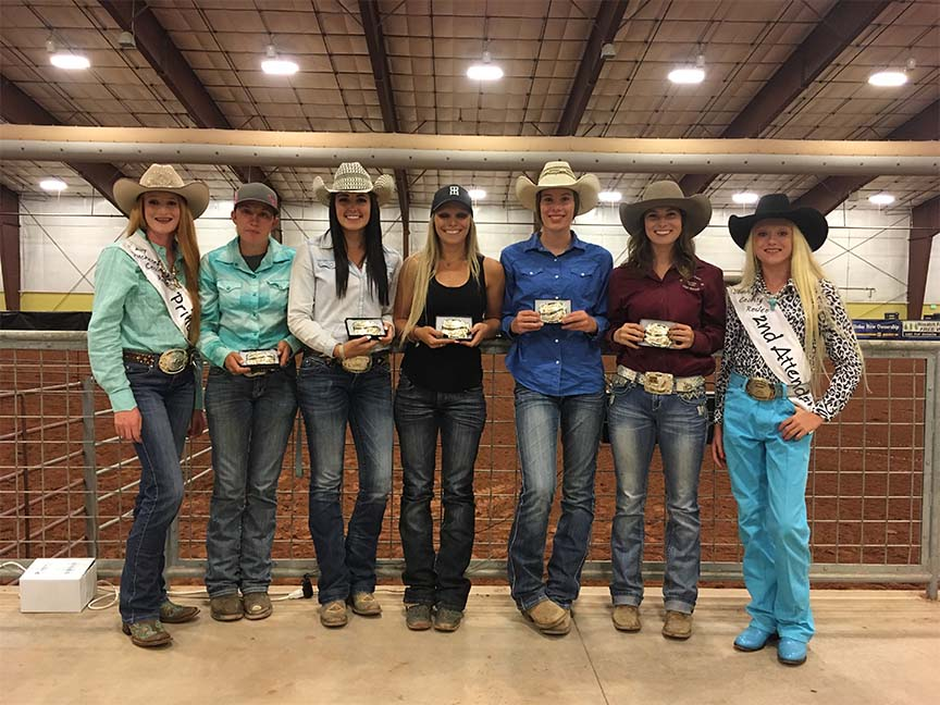 Duchesne Country Fair Barrel Racing Winners